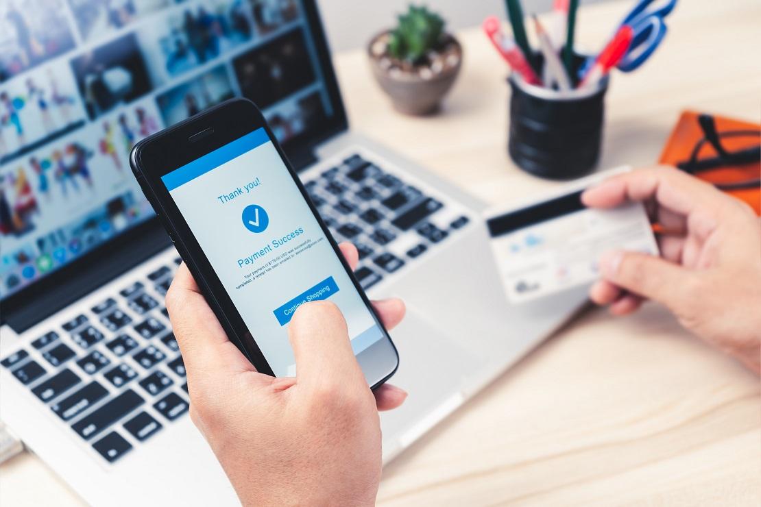 Thanh toán online tăng mạnh