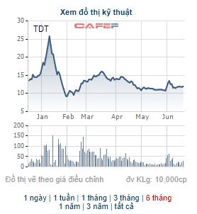 Doanh nghiệp ngành dệt may TDT thông qua phương án phát hành cổ phiếu tăng vốn điều lệ thêm 53% - Ảnh 1.