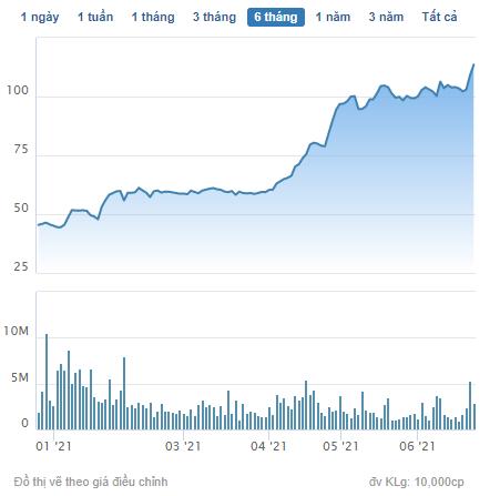 Thị giá 115.000 đồng, Novaland phát hành gần 6 triệu cổ phiếu chuyển đổi trái phiếu, với giá chuyển đổi 44.000 đồng/cp - Ảnh 1.