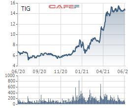 Thanglong Invest (TIG) chốt danh sách cổ đông phát hành hơn 9 triệu cổ phiếu trả cổ tức - Ảnh 1.
