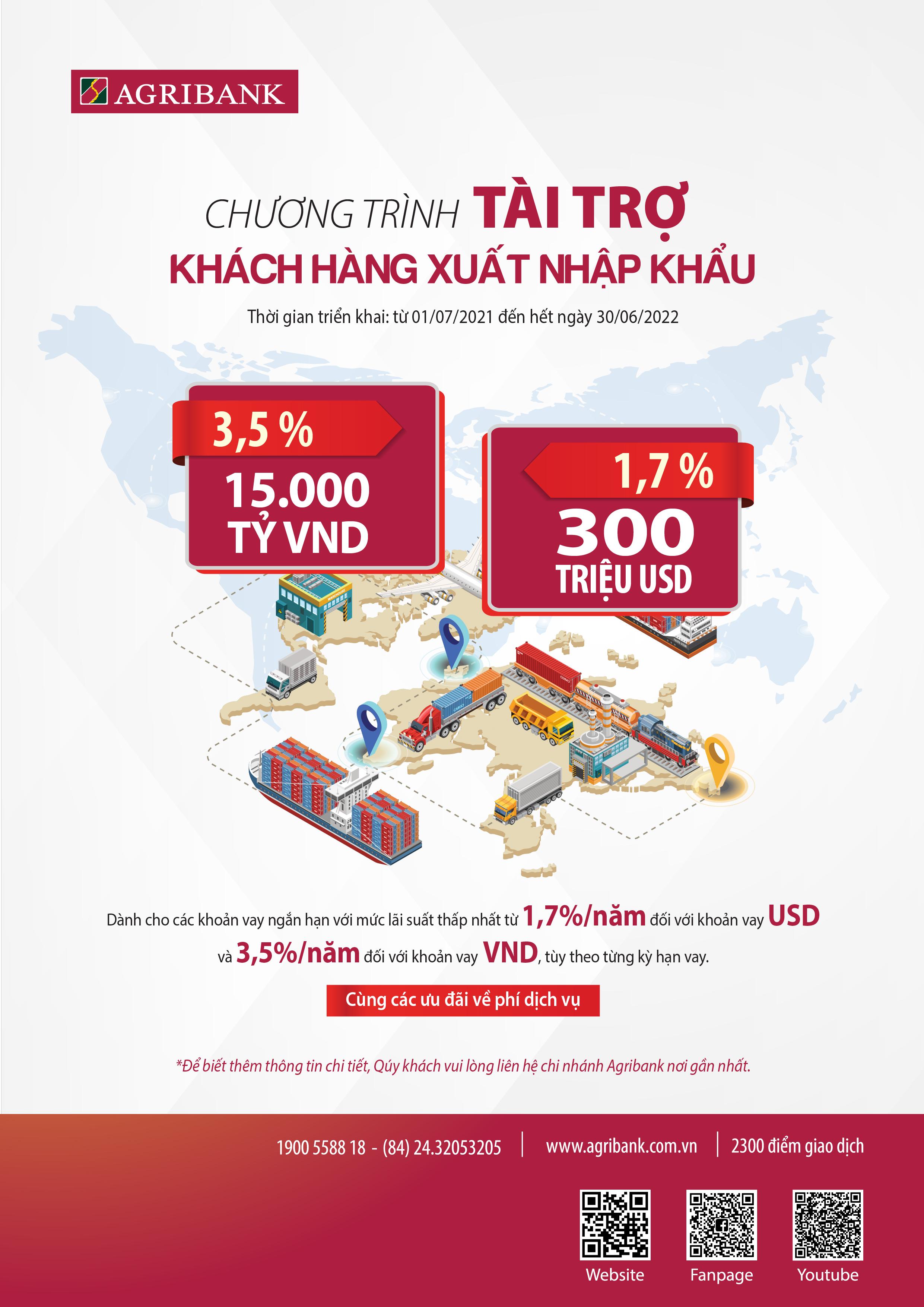 Agribank tiếp tục dành 30.000 tỷ đồng để đồng hành và phát triển cùng doanh nghiệp SMEs - Ảnh 2