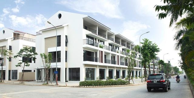 Tại nhiều dự án, shophouse, biệt thự, liền kề tại Hà Nội có giá vài triệu đô.
