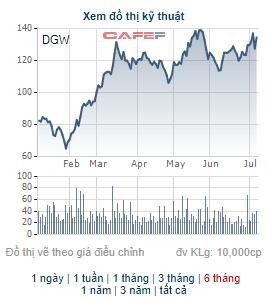 Digiworld (DGW) thông qua phương án phát hành cổ phiếu thưởng tỷ lệ 100% - Ảnh 2.