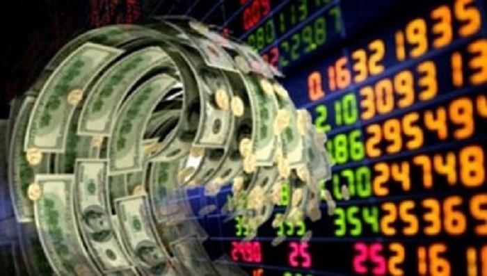 Cổ phiếu bất động sản rơi vào 'bão lửa' - 1
