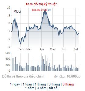 Tập đoàn MBG phát hành cổ phiếu trả cổ tức, chỉ hơn 63% số cổ phiếu đang lưu hành được nhận - Ảnh 2.