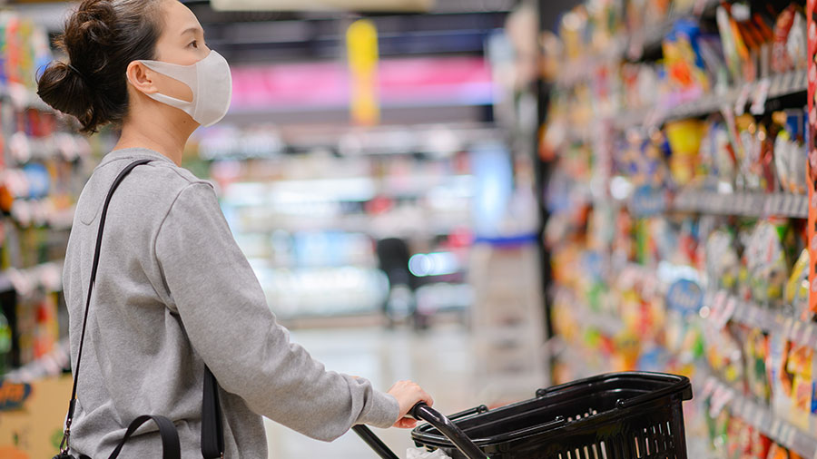 Lo ngại hàng tiêu dùng tăng theo giá xăng