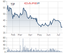 Khu công nghiệp Tín Nghĩa (TIP): Sắp phát hành 39 triệu cổ phiếu với giá 25.000 đồng/cp - Ảnh 1.