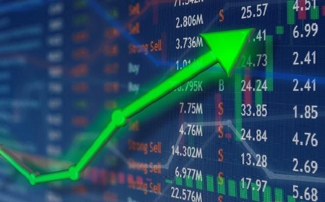 Kết phiên cuối tuần, VN-Index chưa thể trở lại mốc 1.300 điểm  - 1