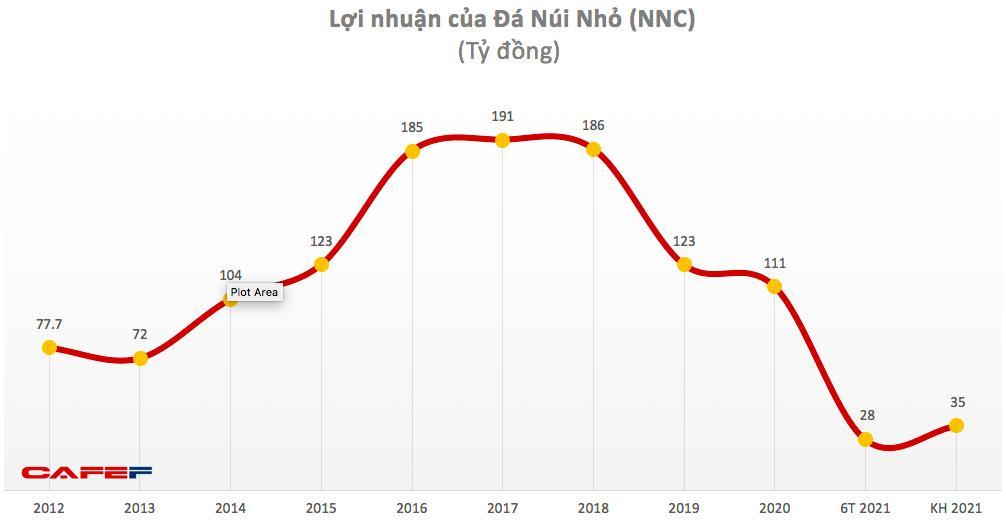 Đá Núi Nhỏ (NNC): Quý 2 lãi 15 tỷ đồng, giảm 60% so với cùng kỳ 2020 - Ảnh 1.