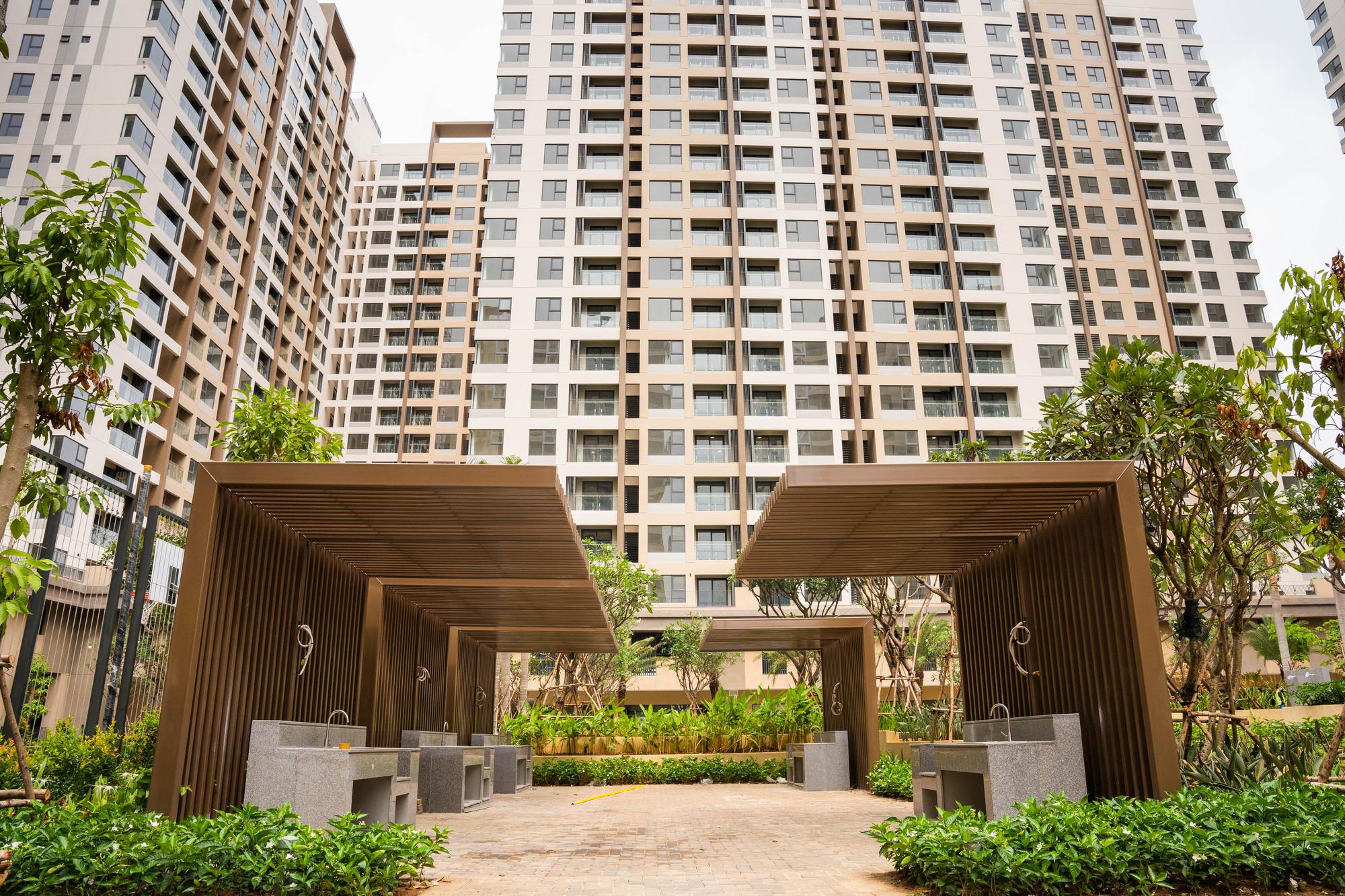 Căn hộ trung cấp tiếp tục hấp thụ tốt trên thị trường bất động sản - Ảnh 1.