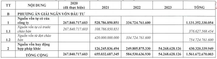 Tài chính Hoàng Huy (TCH) lên kế hoạch phát hành gần 200 triệu cổ phiếu cho cổ đông hiện hữu với giá 12.800 đồng/cp - Ảnh 2.