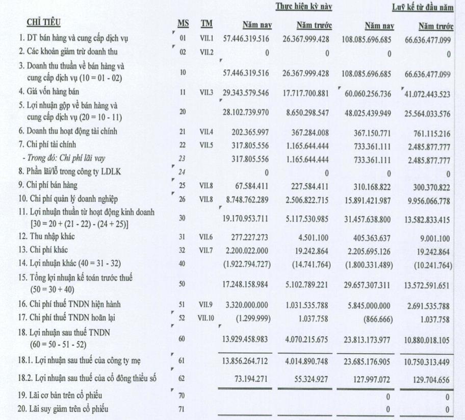 Cảng Cam Ranh (CCR): Quý 2 lãi 14 tỷ đồng, gấp 3,5 lần cùng kỳ - Ảnh 1.