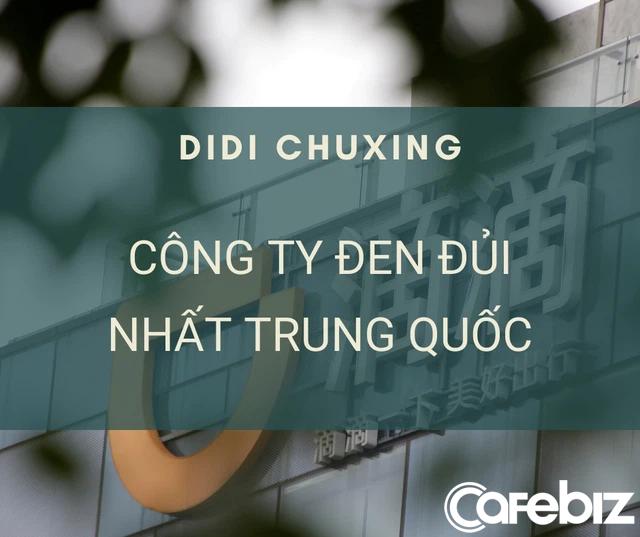 Didi Chuxing gặp vận đen không tưởng: Hoạt động kinh doanh bỗng đóng băng khi bị 7 cơ quan nhà nước điều tra, nguy cơ chịu án phạt chưa từng có trong tiền lệ - Ảnh 1.