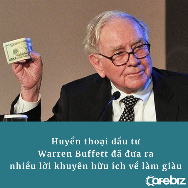 Được hỏi 'Làm gì để giàu như ông?' Warren Buffett từng nhắc ngay đến kỳ quan thứ 8 của nhân loại, câu trả lời đến giờ vẫn hiệu quả - Ảnh 1.