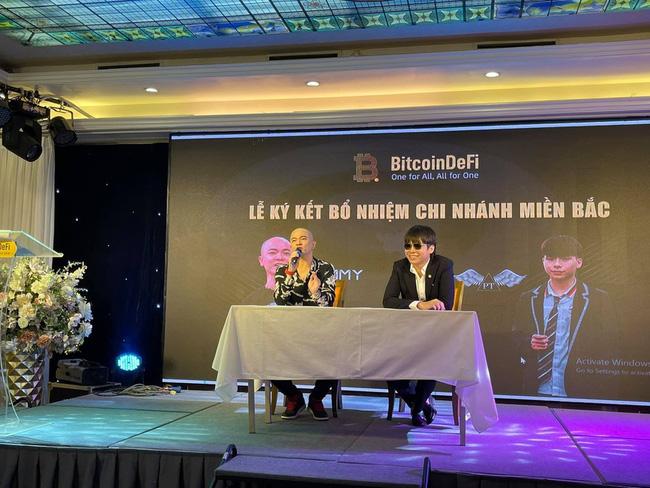Thủ lĩnh đa cấp tiền số BitcoinDeFi bất ngờ mất sóng, DJ nổi tiếng xóa bài đăng quảng cáo - Ảnh 2.