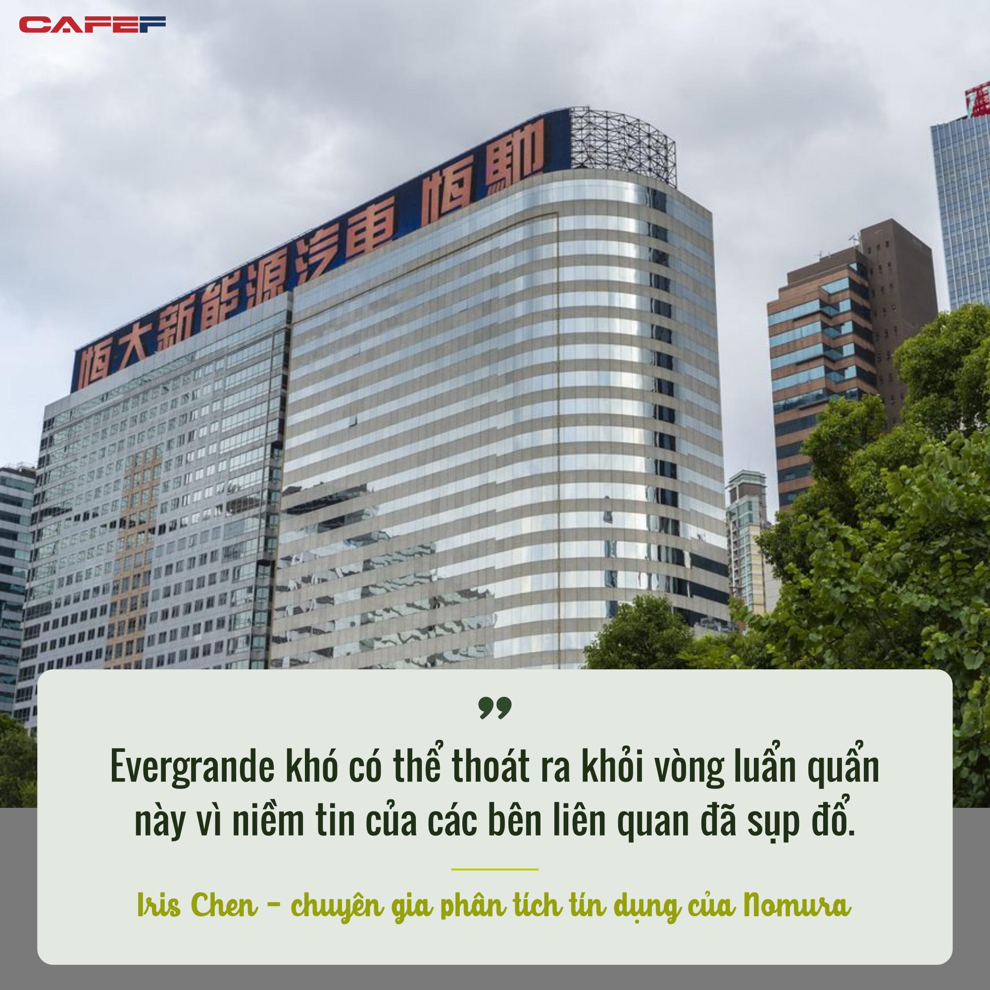 Từng là đế chế bất động sản lớn mạnh nhất thế giới, công ty này đang trở thành nỗi đau đầu kinh hoàng của Trung Quốc  - Ảnh 2.