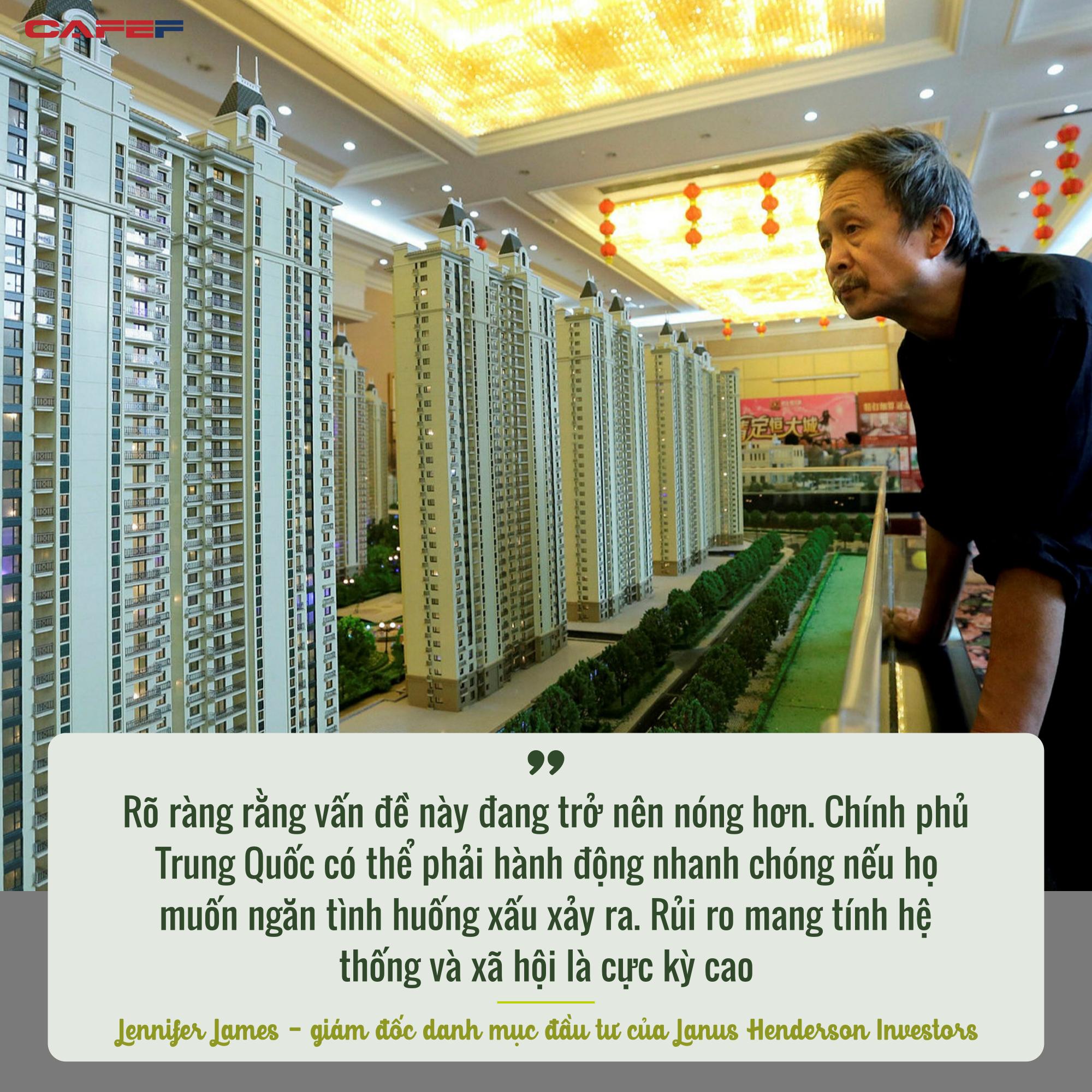 Từng là đế chế bất động sản lớn mạnh nhất thế giới, công ty này đang trở thành nỗi đau đầu kinh hoàng của Trung Quốc  - Ảnh 4.
