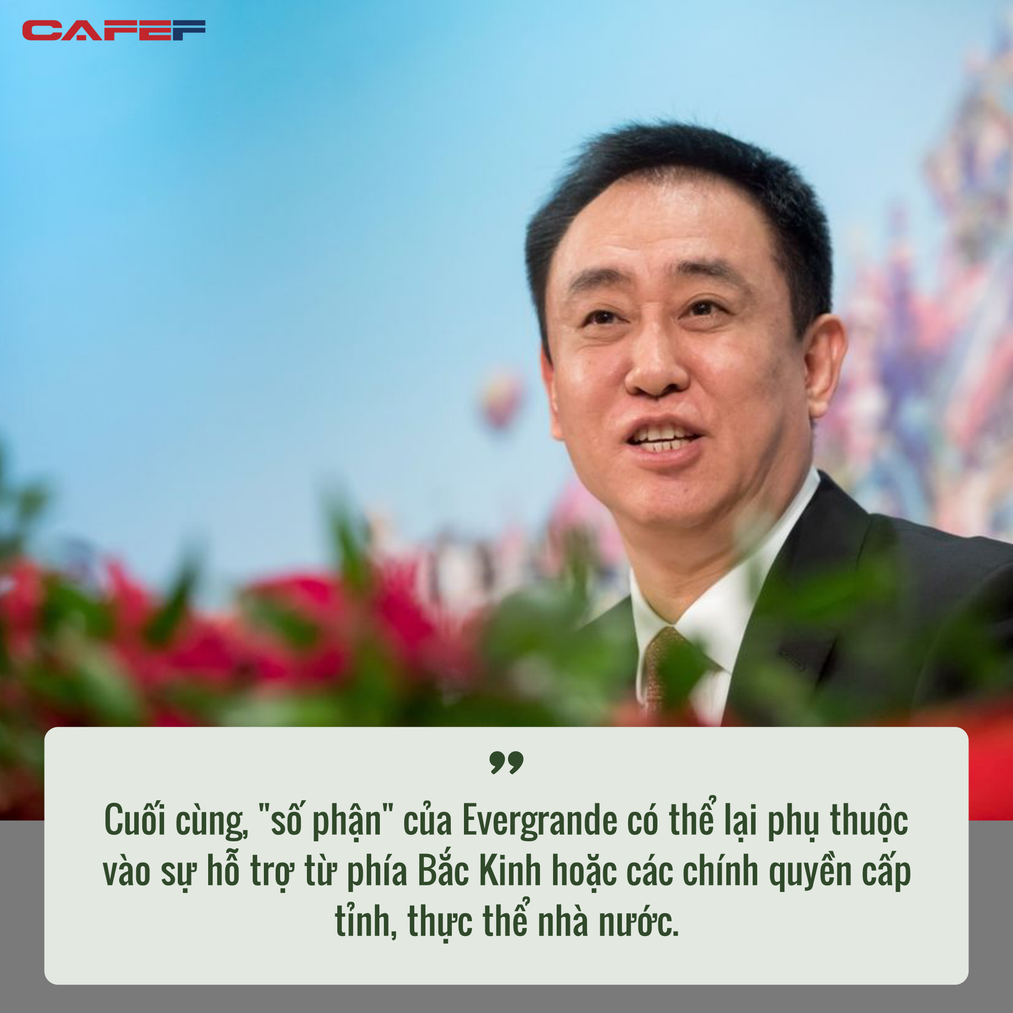 Từng là đế chế bất động sản lớn mạnh nhất thế giới, công ty này đang trở thành nỗi đau đầu kinh hoàng của Trung Quốc  - Ảnh 6.