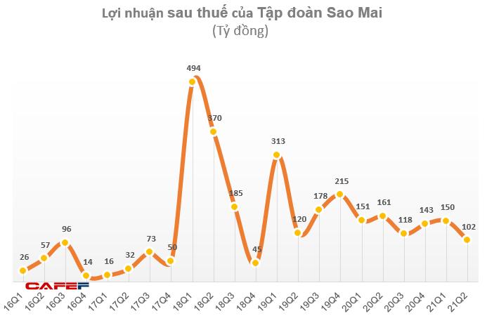 Tập đoàn Sao Mai (ASM) báo lãi sau thuế 252 tỷ đồng nửa đầu năm, giảm 19% so với cùng kỳ - Ảnh 3.