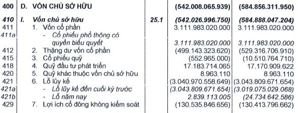 Gỗ Trường Thành (TTF): Quý 2 có lãi ròng trở lại với 43 tỷ đồng, vẫn còn lỗ lũy kế hơn 3.040 tỷ đồng - Ảnh 3.