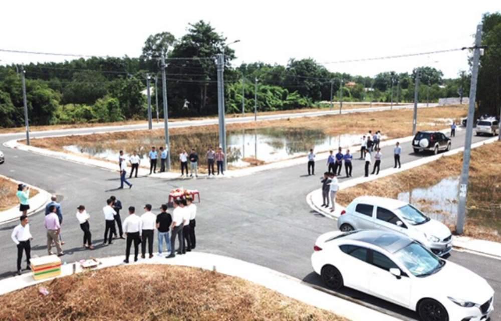 Sóng nhà đất ăn theo sân bay Long Thành, khu vực nào hưởng lợi? - Ảnh 1.