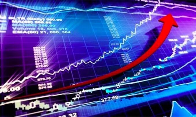 Cổ phiếu ngân hàng bất ngờ bứt phá, VN-Index vượt mốc 1.345 - 1