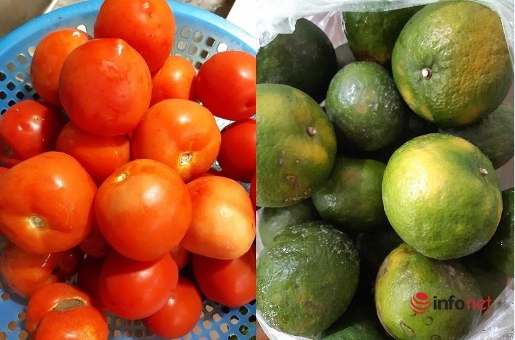 Hà Nội: Rau xanh, thực phẩm giá tăng vọt khi nhiều chợ đầu mối, siêu thị đóng cửa - Ảnh 2.