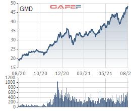 Doanh thu tăng mạnh, Gemadept (GMD) lãi ròng 7 tháng đầu năm 331 tỷ đồng, hoàn thành 64% mục tiêu cả năm - Ảnh 3.