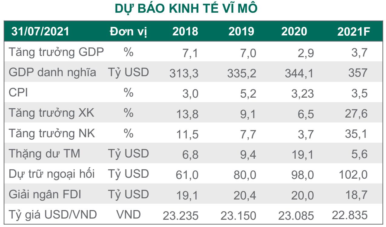 Dragon Capital hạ dự báo tăng trưởng kinh tế năm 2021, cho rằng tất cả tin xấu sẽ được phản ánh trong quý 3 - Ảnh 2.