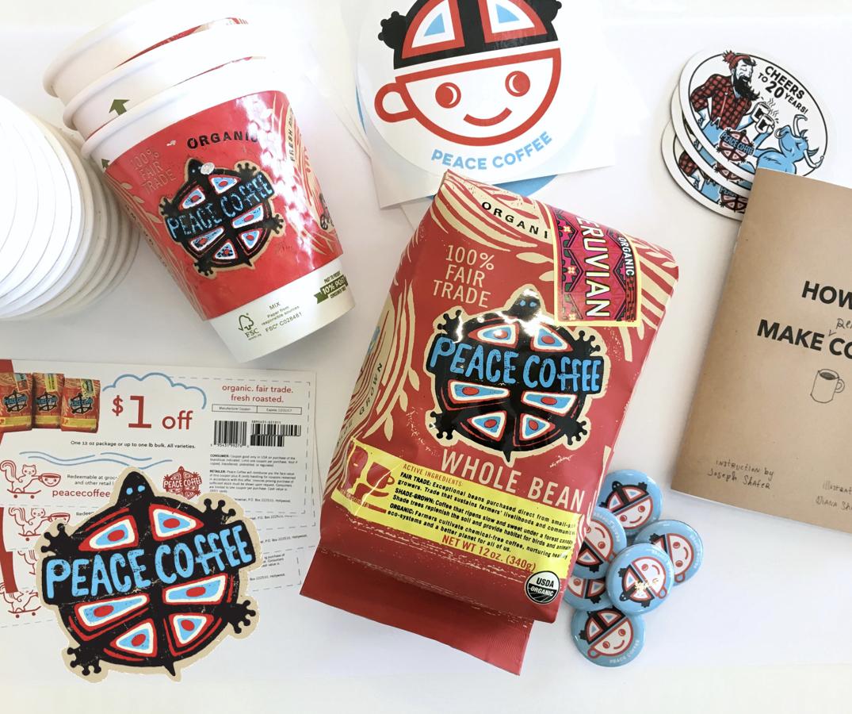 Từ một tập thể lập dị, Peace Coffee trở thành doanh nghiệp trị giá 10 triệu đô nổi tiếng ở Mỹ nhờ chiến lược xây dựng thương hiệu đặc biệt này - Ảnh 3.