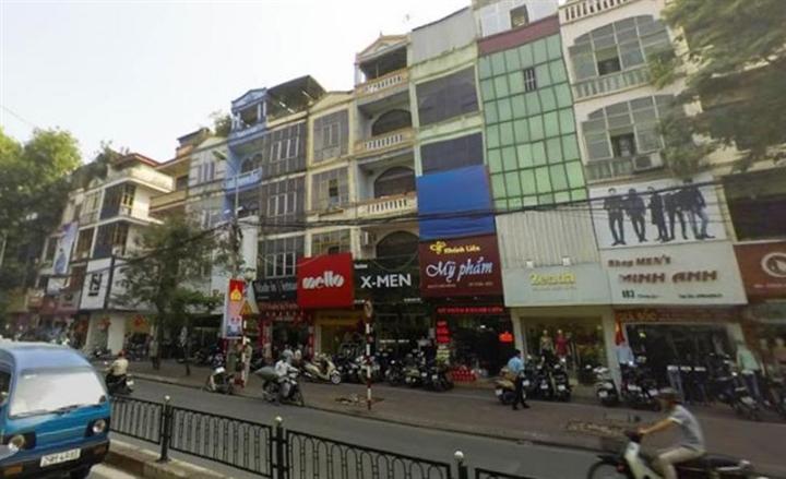 Hà Nội: Giá nhà mặt phố Chùa Bộc tăng dựng đứng sau tin sắp được giải tỏa - 2