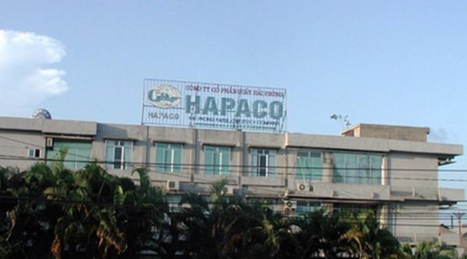 Phó Tổng giám đốc Tập đoàn HAPACO (HAP) bị xử phạt vi phạm trong lĩnh vực chứng khoán