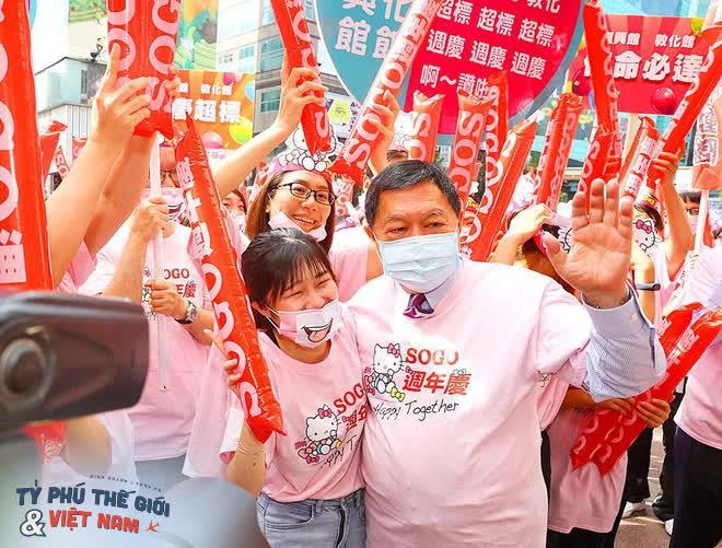 Tỷ phú Đài Loan với triết lý kinh doanh đủng đỉnh lạ thường tiết lộ 3 từ khiến ông quyết định chọn Việt Nam để đầu tư lớn - Ảnh 6.